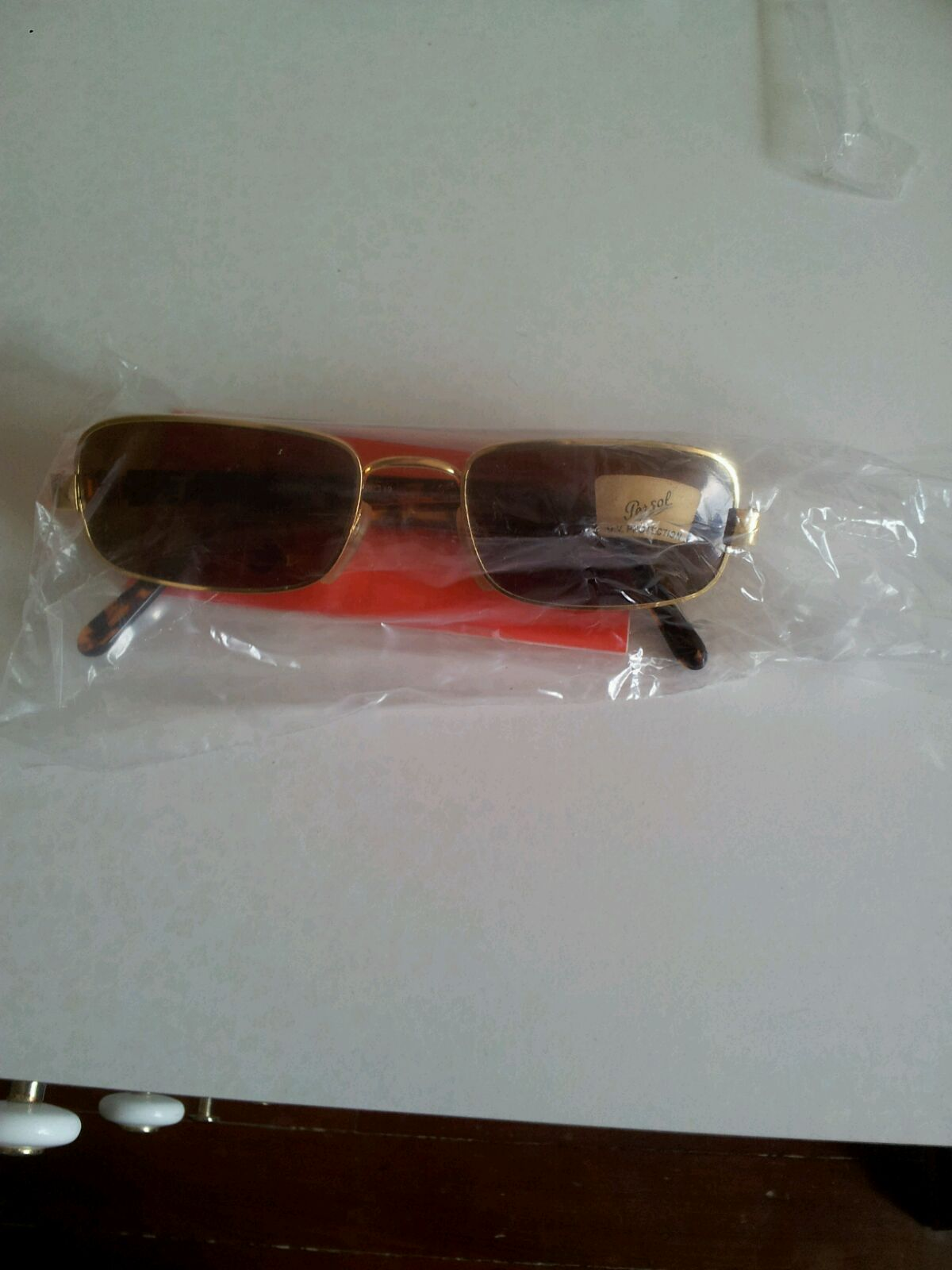 vintage moschino by persol sunglasses